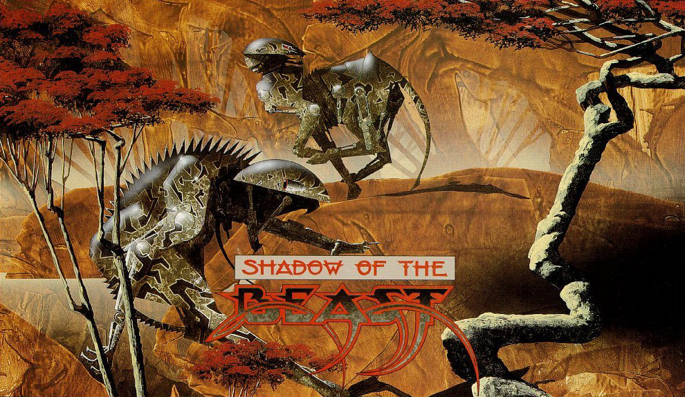 Shadow of The Beast - (1989)