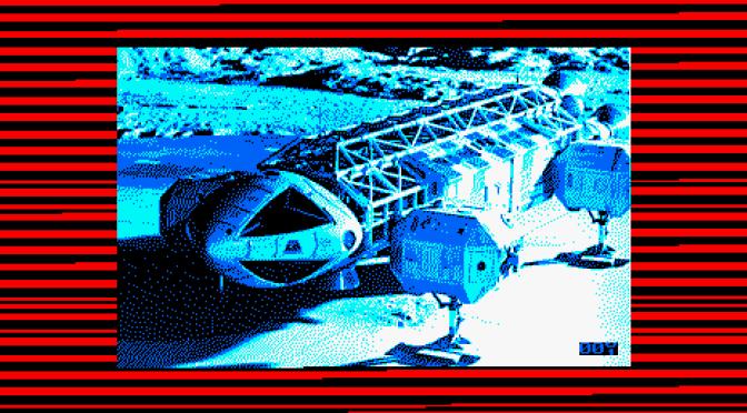 Nostalgic 8-bit Turbo Loader for Amstrad